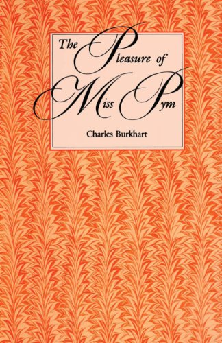 The Pleasure of Miss Pym - Charles Burkhart