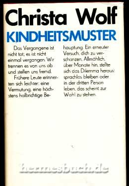 Kindheitsmuster., Roman. - Wolf, Christa