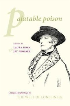 Palatable Poison: Critical Perspectives on the Well of Loneliness - Doan, Laura / Prosser, Jay (eds.)