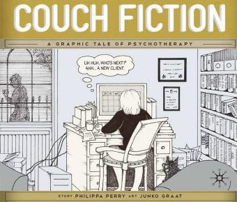Couch Fiction, English edition - A Graphic Tale of Psychotherapy