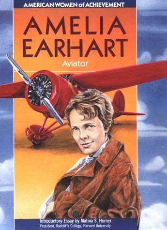 Amelia Earhart (Women of Achievement) - Nancy Shore